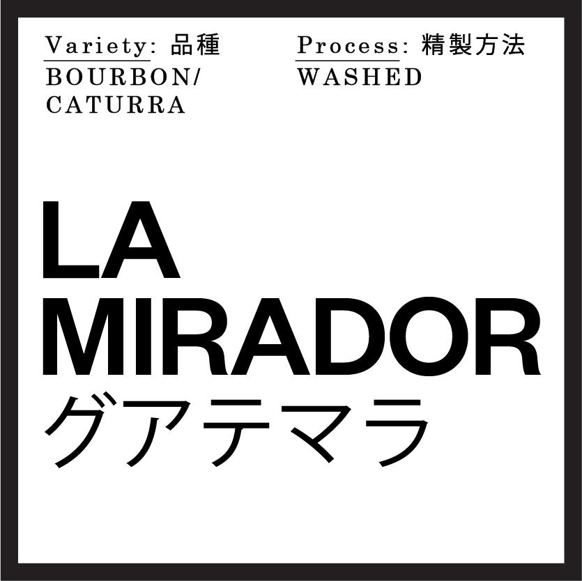 origin La-Mirador_Guatemala