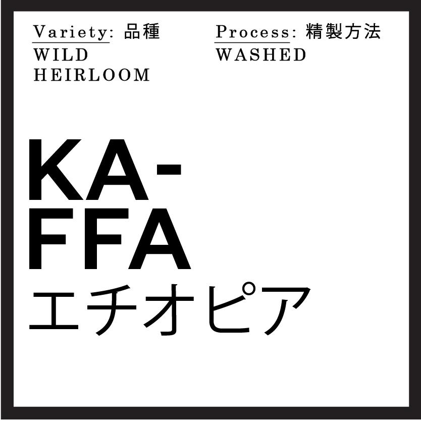 origin Kaffa_Ethiopia