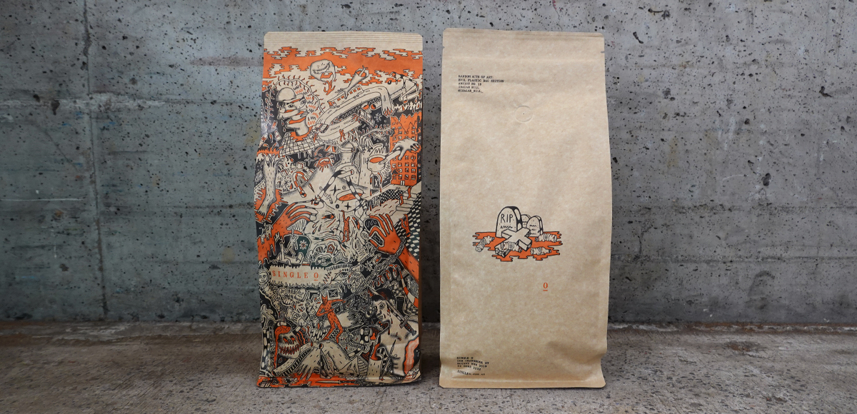 Isaiah Hills RAOA bag for Single O